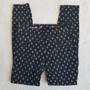 GAP Super Skinny Cropped Ankle Pants with Anchors